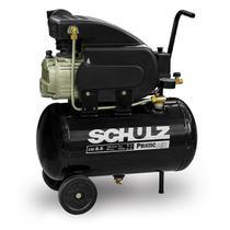 Compressor De Ar 8,5 Pés Pratic Air Csi 25 L Schulz 220v -
