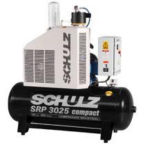 Compressor de Ar a Parafuso - SRP 3025 Compact - 9 BAR - Trif - Schulz -