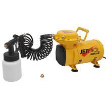 Compressor de Ar Baixa Pressão 2,3 Pés Monofásico Bivolt Schulz -