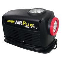 Compressor de ar com lanterna 12v Schulz -