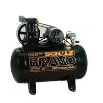 Compressor de ar csl 10/100 2cv 110/220v bravo schulz -