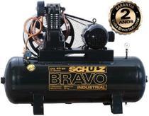 Compressor de Ar CSL 40BR/250 - 220/380V Trifásico - Schulz -