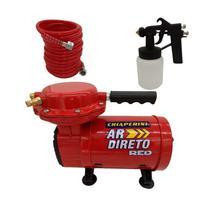 Compressor De Ar Direto 40Psi Com Kit Bivolt  Chiaperini -