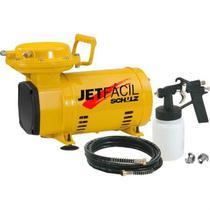 Compressor de Ar Direto Jet Fácil 40LB Bivolt - Schulz -
