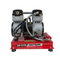 Compressor De Ar Direto Motomil CMI-8.0AD 1350W Monofásico 220V -