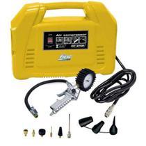 Compressor de Ar Direto Pit Stop 6 pés 1,5HP 127V Amarelo - Fiac