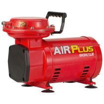 Compressor de ar direto schulz jet facil ms2,3 1/3cv monofasico 110/220v -