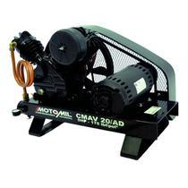 Compressor De Ar Direto Trifásico 220 380V CMAV-20/AD Motomil -