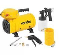 Compressor De Ar Direto Vonder 1/2 - 2,3 pcm - 40 lbf/pol2 Bivolt -
