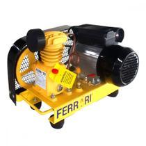 Compressor de Ar Ferrari Monofásico 4.4 Pés CAD-100 -