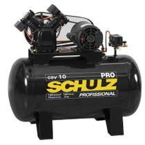 Compressor de Ar Linha PRO de Pistão CSV-10/100L - 921.7741-0 Schulz -