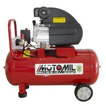 Compressor de Ar Motomil 2 HP Monofásico - MAM 8,7/50L -