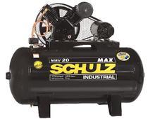 Compressor de Ar MSV 20 MAX/300 - 220/380V Trifásico MA - Schulz -
