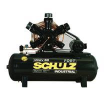 Compressor de Ar Mswv 60/425l 15hp 220v a 440v Trifásico Fort Schulz -