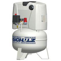 Compressor de Ar Odonto Isento de Óleo CSA 6.5/30 Silent 220V - Schulz -