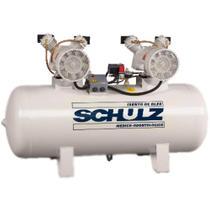 Compressor de ar Odontológico 183 Litros 12pcm 127V Msv 12/200 Schulz -