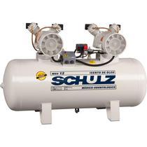 Compressor de Ar Odontológico Isento de Óleo - MSV 12/200 - 220V - Schulz -