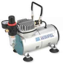 Compressor de Ar Para Aerógrafo  Comp 1  Wimpel -