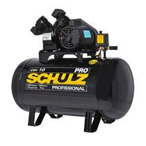 Compressor de ar pro csv 10 100l 220v - Schulz