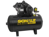 Compressor de Ar Schulz 2HP 100L 10 Pés - Pratic Air CSV 10/100