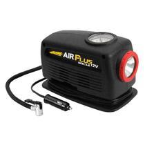Compressor De Ar Schulz Air Plus Com Lanterna E 3 Bicos 12V -