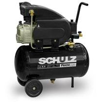 Compressor de Ar Schulz Pratic Air 2 HP, Monofásico - CSI 8,5/25 -