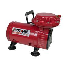 Compressor De Diafragma 1/3Hp 4 Polos Ar Direto Jetmais Motomil -