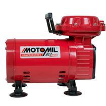 Compressor Hobby 1/3HP 2,3 pés Monofásico - Jetmais 32685.4 - Motomil -