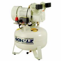 Compressor Odontológico Schulz Msv 6/30 110v Monofásico -