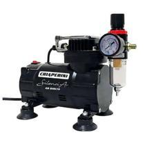Compressor Para Aerógrafo C/ Filtro Regulador 110V - Chiaperini -