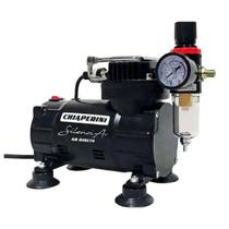 Compressor Para Aerógrafo C/ Filtro Regulador 220V - Chiaperini -