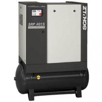 Compressor Parafuso Schulz SRP 4015 Lean 15 CV 11 Bar 160 Psi 230 Litros Carenado -