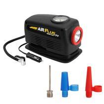 Compressor Portátil Automotivo 120W 12V Veícular Lanterna - Schulz
