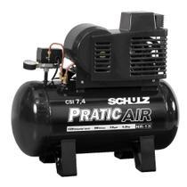 Compressor Pratic Air CSI 7,4/50 - Schulz