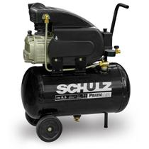 Compressor Pratic Air CSI 8,5/25 - Schulz