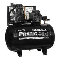 Compressor Pratic Air CSL 15/130 - Schulz