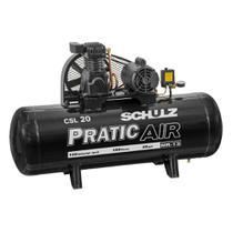 Compressor Pratic Air CSL 20/200 - Schulz