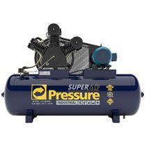 Compressor Pressure Super Ar 40 425 Lts 175 Lbs 10 cv Trif. IP55 -