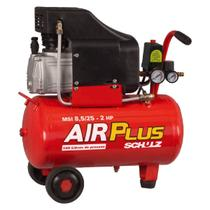 Compressor Schulz Air Pluz MSI 8,3 25L 127V