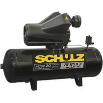 Compressor Schulz Audaz Mcsv 20/150 Ic-tech 175lbs 220v Trif -