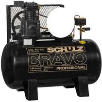 Compressor Schulz CSL 10 Bravo 100 Litros 140 Libras Sem Motor -