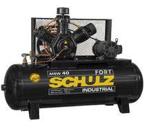 Compressor Schulz Msw 40 Fort 425 Lts 175 Lbs 10 Cv Trif. Ip -