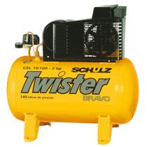 Compressor Twister Bravo CSL 10/100 - Schulz
