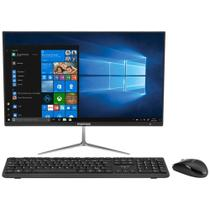 "Computado Positivo All in One Master A1120, Intel Celeron, RAM 4GB, HD 500GB, Tela 21.5"" - Windows 10 Pro -"