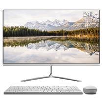 "Computador All in One 24.5"" FullHD Intel Dual Core 4GB SSD 60GB 3green Speed -"