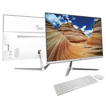 "Computador All in One 24"" FullHD Intel Dual Core 4GB HD 500GB 3green Speed -"