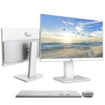 """Computador All in One 3green Unique Intel Core i5 8GB SSD 480GB 24.5"""" - Branco -"""
