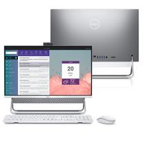 "Computador All in One Dell Inspiron 5490-M10S 10ª Geração Intel Core i5 12GB 1TB 23.8"" Touch Windows 10 Prata -"