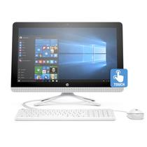 Computador ALL IN ONE HP Touch Intel Quad Core 4GB HD 1TB Windows 10 22-B013W