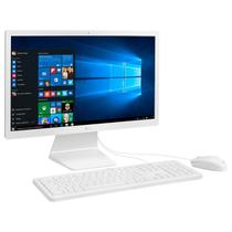 Computador All-In-One Lg 22V280 - QuadCore N4100/4gb/500gb/21.5 Full HD Ips/Wind.10 - Branco